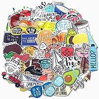 Fresh Vine Stickers 67pcs Groene mooie laptops Waterflessen Speelgoed en geschenken Auto's Stickers Cartoon Anime…