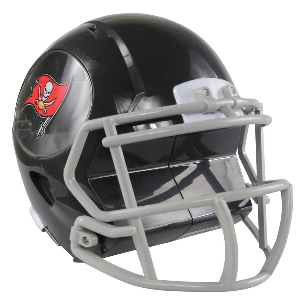 FOCO Tampa Bay Buccaneers Abs Helmet Bank