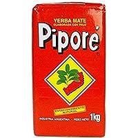 Pipore Yerba Mate Traditional Tea, 1 kg