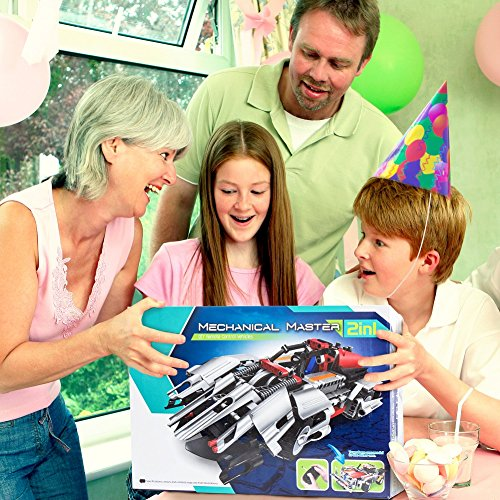 Engineering Toys Stem Learning Kits Educational
