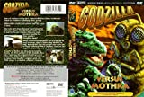 Godzilla vs. Mothra (Color)/King Kong (1933 Version B/W)