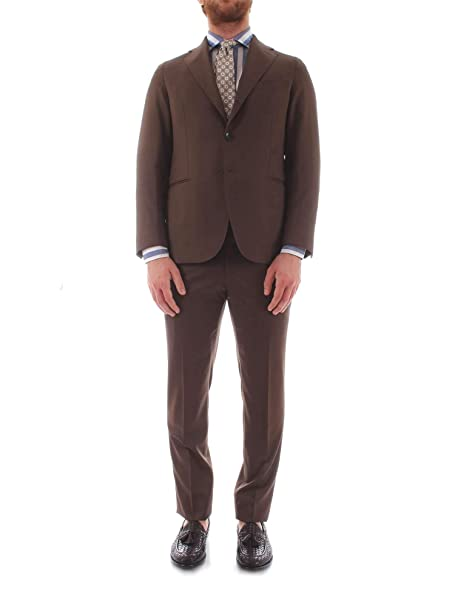 Parthenope 887.601 Vestido Hombre Gris 48: Amazon.es: Ropa y ...