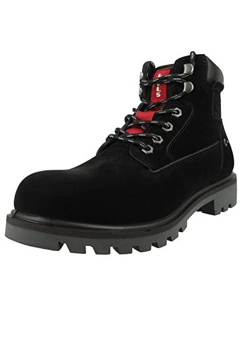 Levis Stivaletti Stivali Jax Brilliant Black Nero 225129-884-60  Amazon.it   Scarpe e borse 94c2d5485e0
