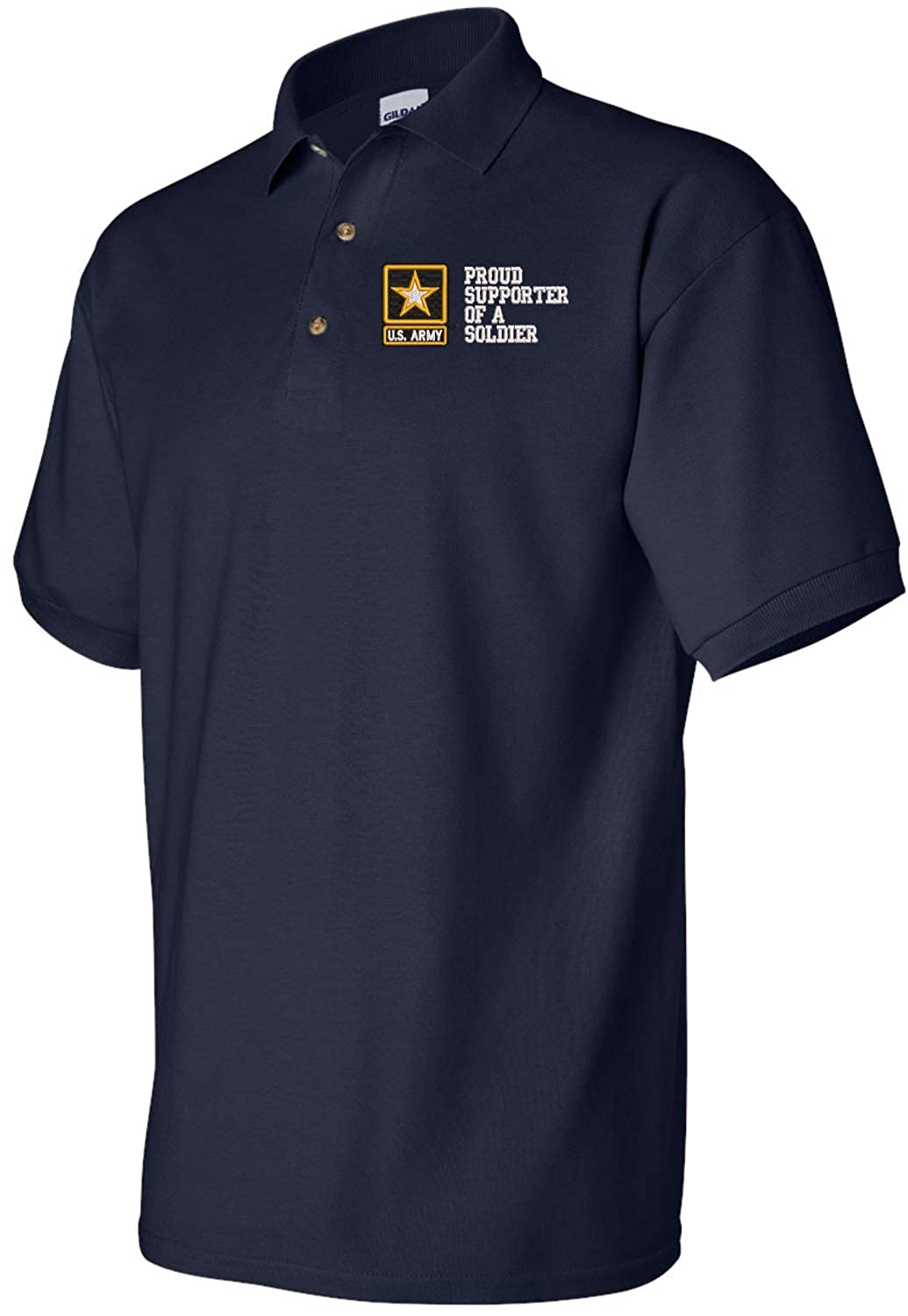 Army Polo Proud Supporter of a Soldier U.S