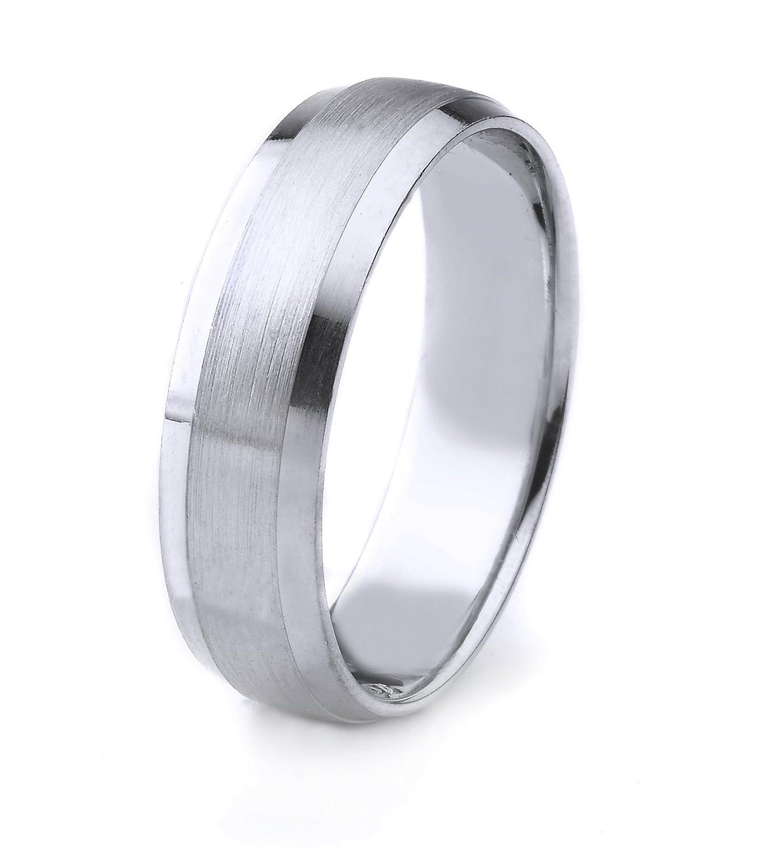 Platinum Wedding Bands For Men.Affine Jewelry Platinum Men S Wedding Band With Satin Finish