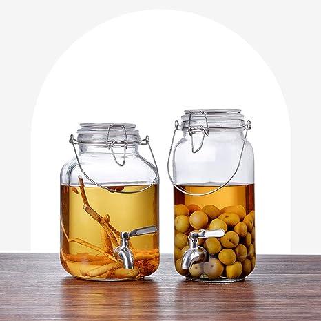 Fjiag Dispensador de bebidas para el hogar de fermentador ...