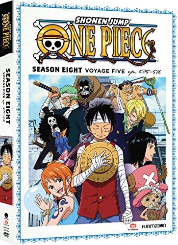 One Piece: Season Eight, Voyage -