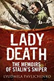 img - for Lady Death: The Memoirs of Stalin's Sniper (Greenhill Sniper Library) book / textbook / text book
