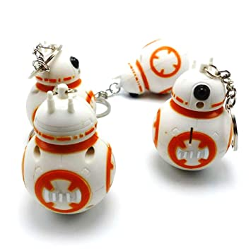 Amazon.com: Star Wars The Force Awakens BB-8 BB8 Figura ...
