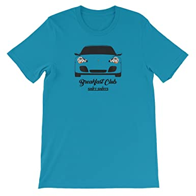 Breakfast Club – Porsche 911 996 Turbo Inspired Unisex T-Shirt