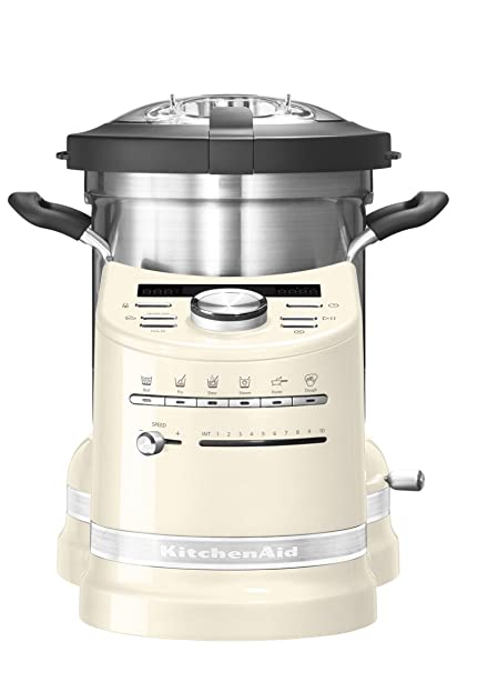 Amazon.De: Kitchenaid 5Kcf0103Eac/4 Artisan Küchenmaschine Mit