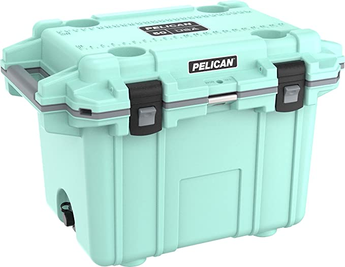I loved this image of Pelican 50Q-1-SEAFOAMGRY