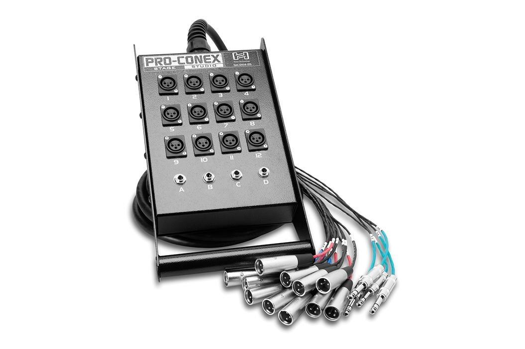 Hosa Instrument Cable (SH12X4-25)