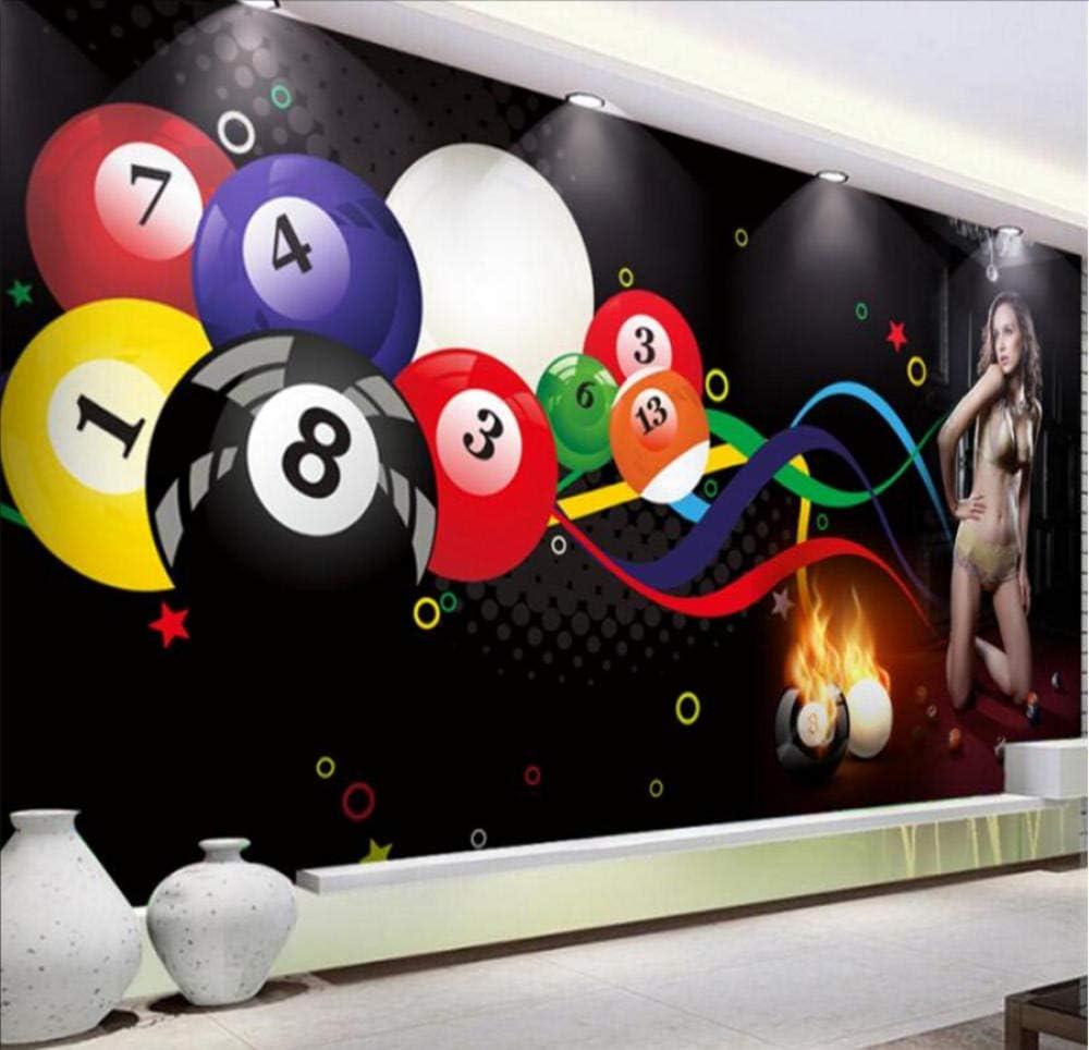 Txyang Fondo De Pantalla Mural Personalizado 3D Bola De Billar ...