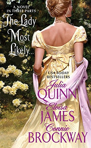 book cover of The Lady Most Likely...