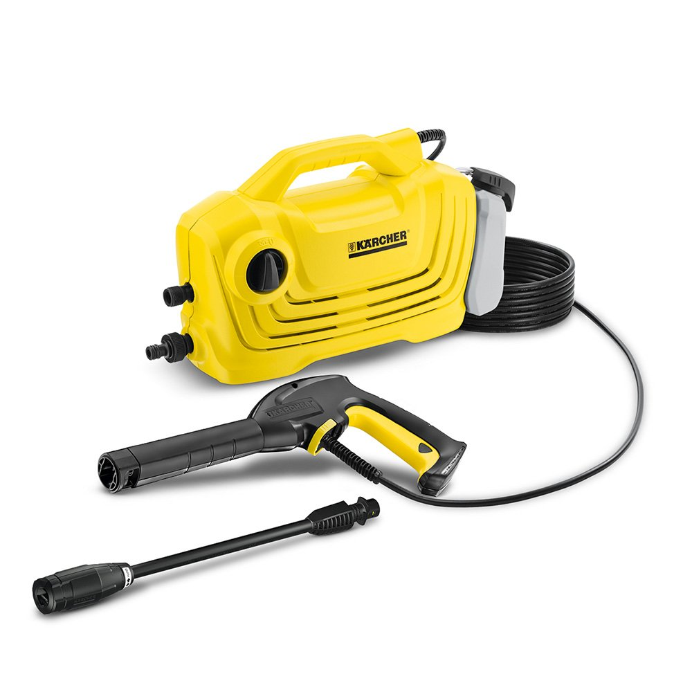 KARCHER(ケルヒャー) 高圧洗浄器 【洗剤タンク付き ・ コンパクト】 K2クラシックプラス K2CP product image