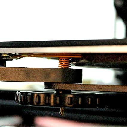 ACKLLR Paquete de 20 resortes de impresora 3D, 0.39 pulg. OD 0.98 ...