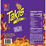 A Product of Takis Fuego