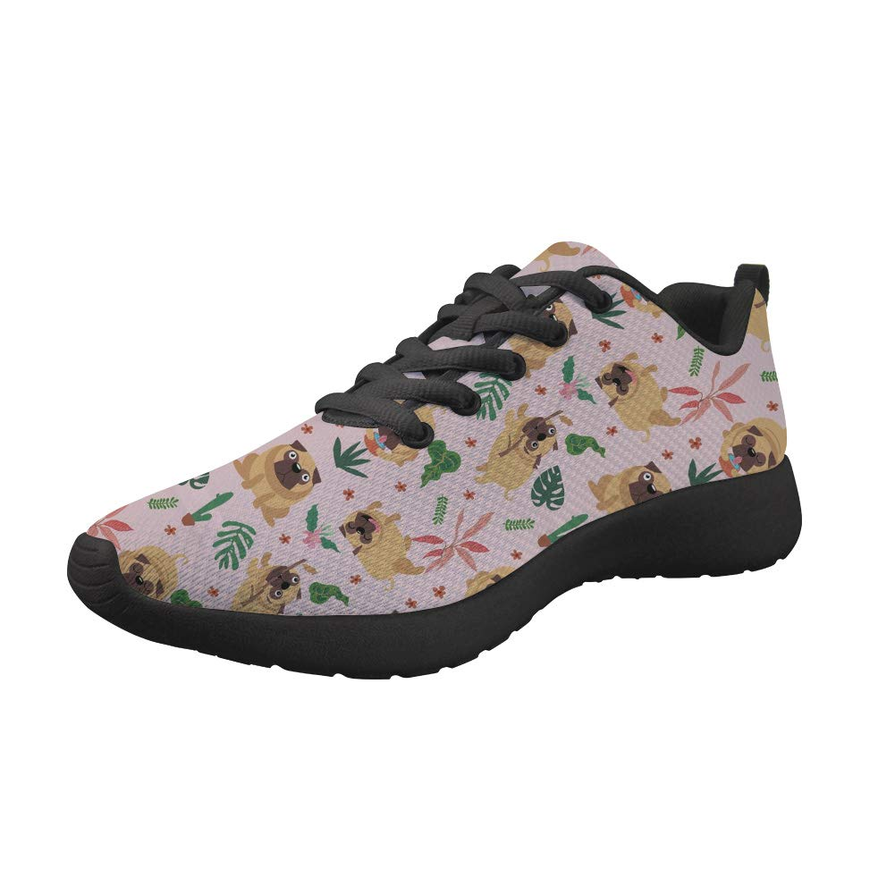 0b495105eade6 Amazon.com | Bigcardesigns Casual Running Jogging Shoes Lace-ups ...