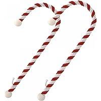 Haute Decor - Soporte para bastón de Caramelo con Capacidad para hasta 10 Libras