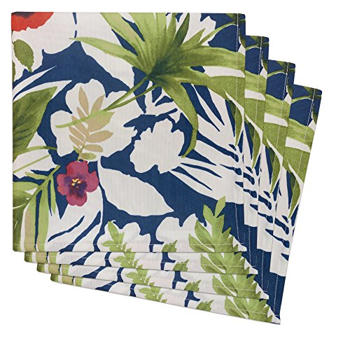 Tommy Bahama Bernini Floral Napkins (Set of 4)