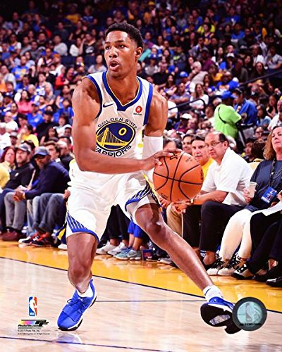 """Patrick McCaw Golden State Warriors 2017-2018 NBA Action Photo (Size: 8"""" x 10"""")"""