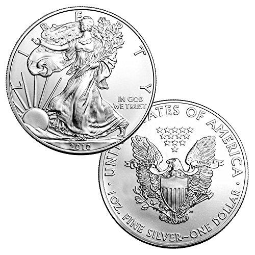 2010 American Silver Eagle $1 Brilliant Uncirculated