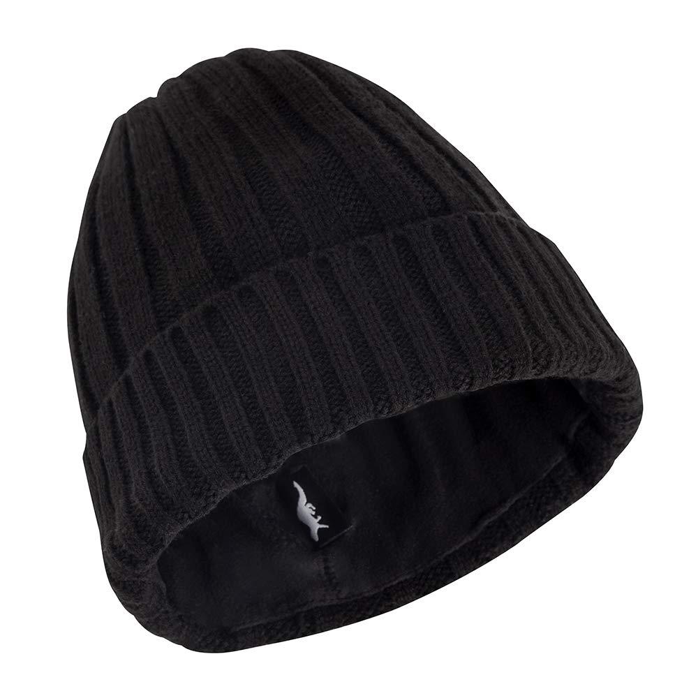 Amazon.com  OTTER Waterproof Breathable Beanie hat (Black)  Sports    Outdoors 6d6c47820b8