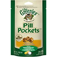 Greenies Feline Pill Pockets Cat Treats