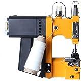 Hanchen Mini Bag Closing Machine 2s/bag Portable Bag Closer 2.9KG Electric Bag Sewing Machine Automatic Woven Bag Sewer…