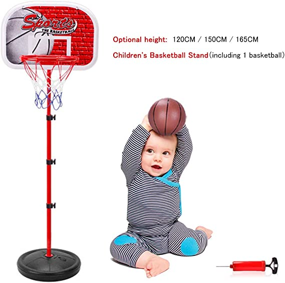 astolily Children's Basketball Stand
