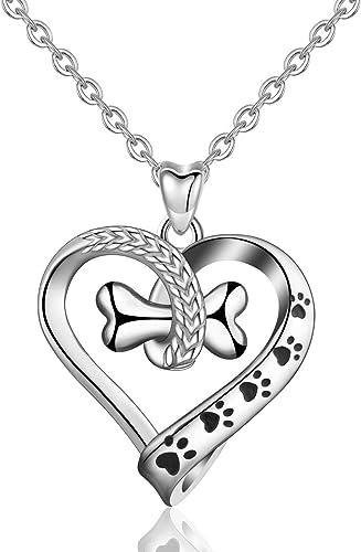 1 Silber Halskette Anhänger Kette Halsschmuck Modeschmuck Mutter Kinder 50cm LP