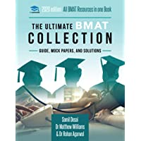 The Ultimate BMAT Collection: 5 Books In One, Over 2500 Practice Questions & Solutions, Includes 8 Mock Papers, Detailed…
