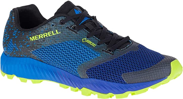 Merrell All Out Peak Trail Chaussures de Course, Homme