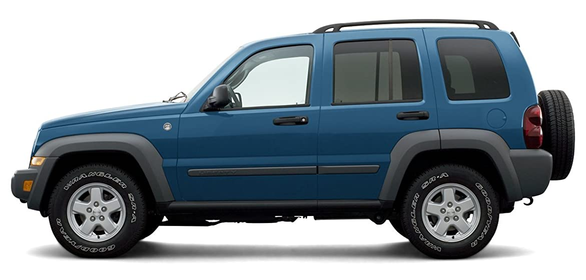 2006 jeep liberty reviews images and specs. Black Bedroom Furniture Sets. Home Design Ideas