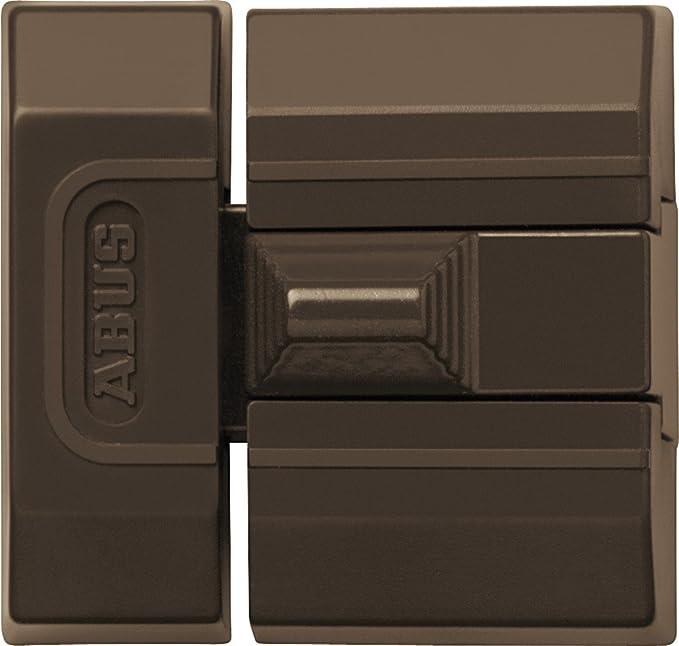 ABUS 117756 - Cerrojo para puerta (SR30 EK), color marrón: Amazon.es: Bricolaje y herramientas
