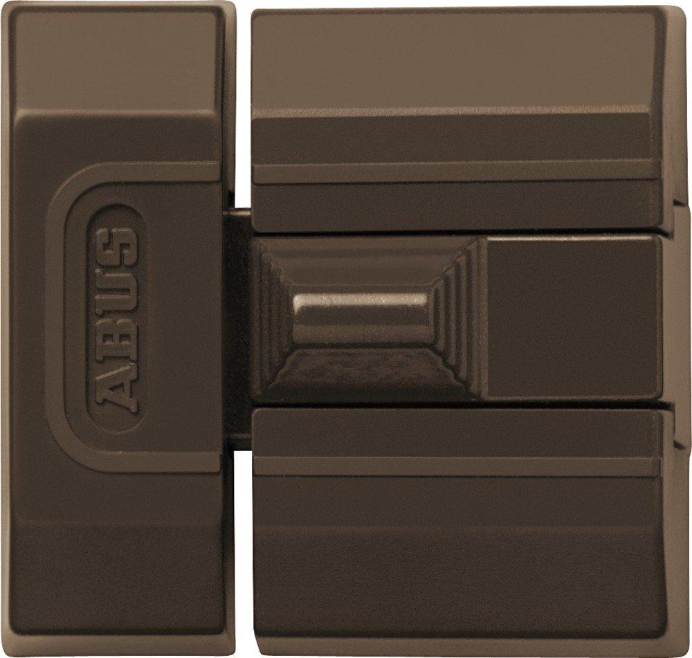 ABUS 117756 - Cerrojo para puerta (SR30 EK), color marró n color marrón