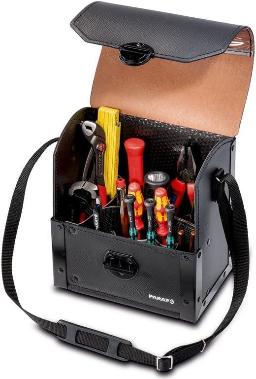 Parat 30.000-581 Maleta de herramientas, negro, 220 x 140 x 250 mm