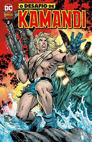 O Desafio de Kamandi - Volume 2