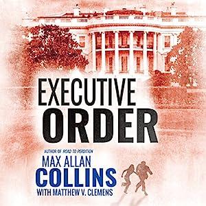 Executive Order Hörbuch