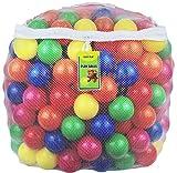 Click N' Play Pack of 100 Phthalate Free BPA Free