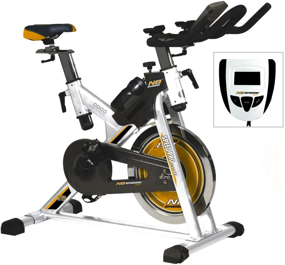Enebe - Speed Pro Bicicleta de Spinning: Amazon.es: Deportes y ...