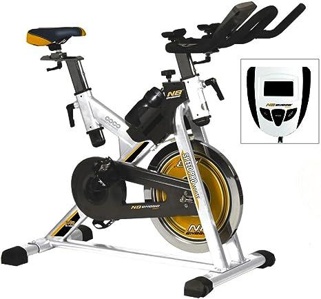 Enebe - Speed Pro Bicicleta de Spinning: Amazon.es: Deportes y ...