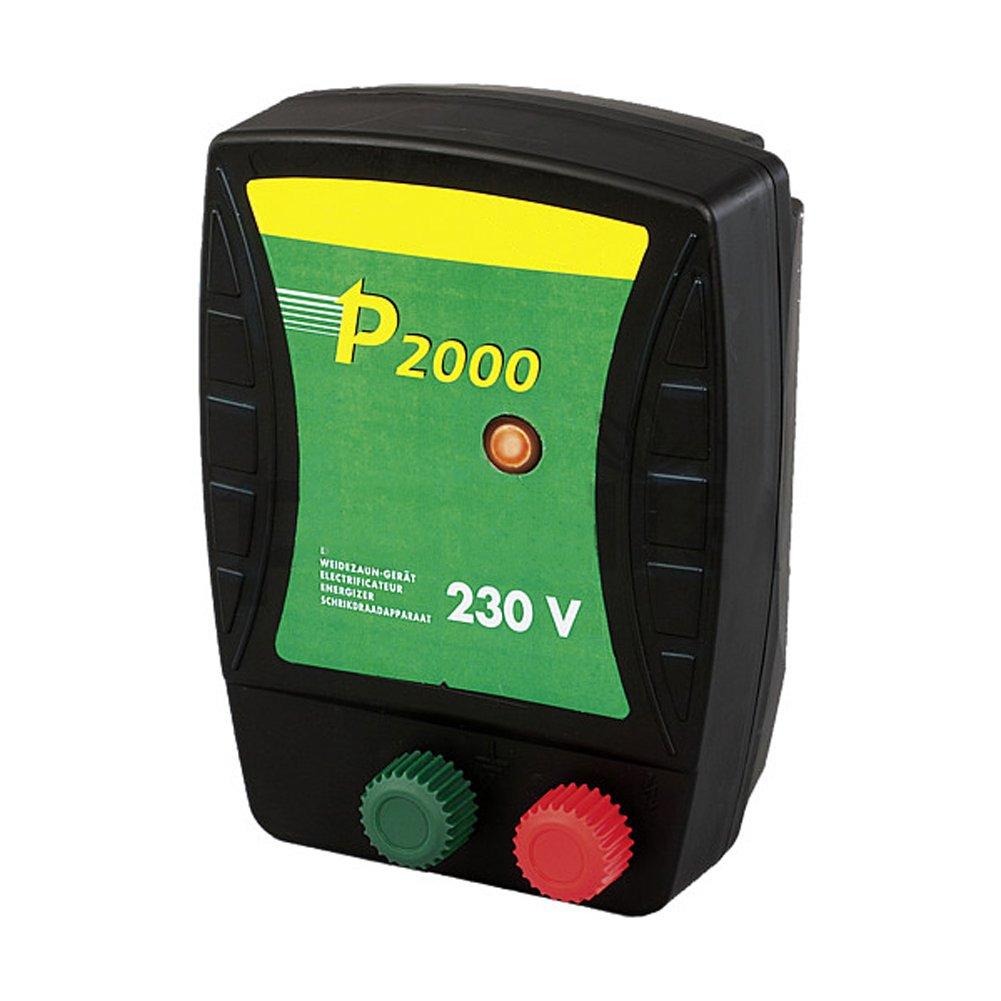 P2000, Batterien Weidezaun-Gerät für 230V Netzanschluss - 142000