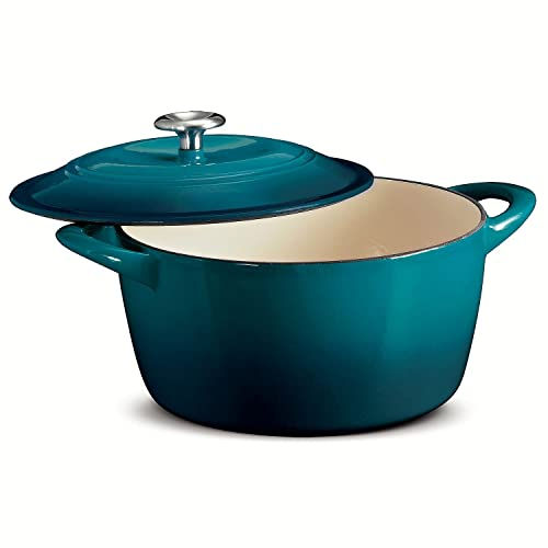 Tramontina-Enameled-Cast-Iron-6.5-Quart-Covered-Round-Dutch-Oven width=300