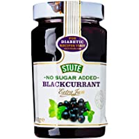 Stute Diabetic Blackcurrant Jam 430g
