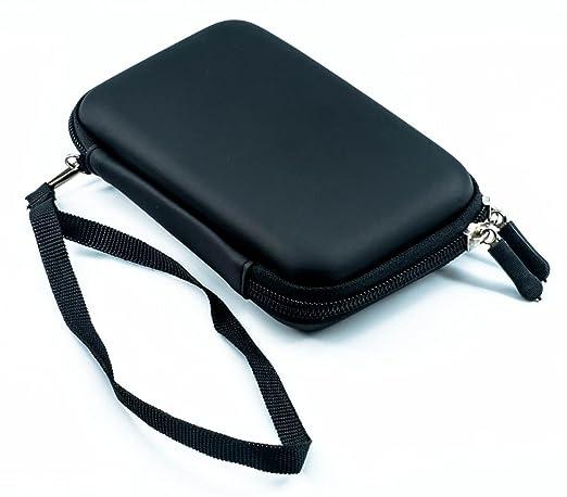 """1350 opinioni per QUMOX B Nero 2.5 """"HDD Hard Case Borsa per Portable Hard Disk Drive Caso Doppia"""