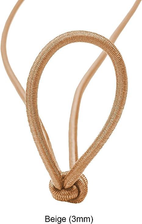 6mm Elastic Shock Cord 5 meters Bungee Rope Heavy Duty Tie Down Strong