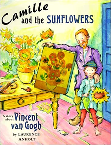 Image result for camille and the sunflowers