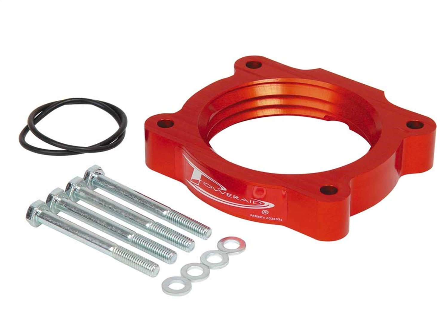 Airaid 200-585-1 PowerAid Throttle Body Spacer by Airaid